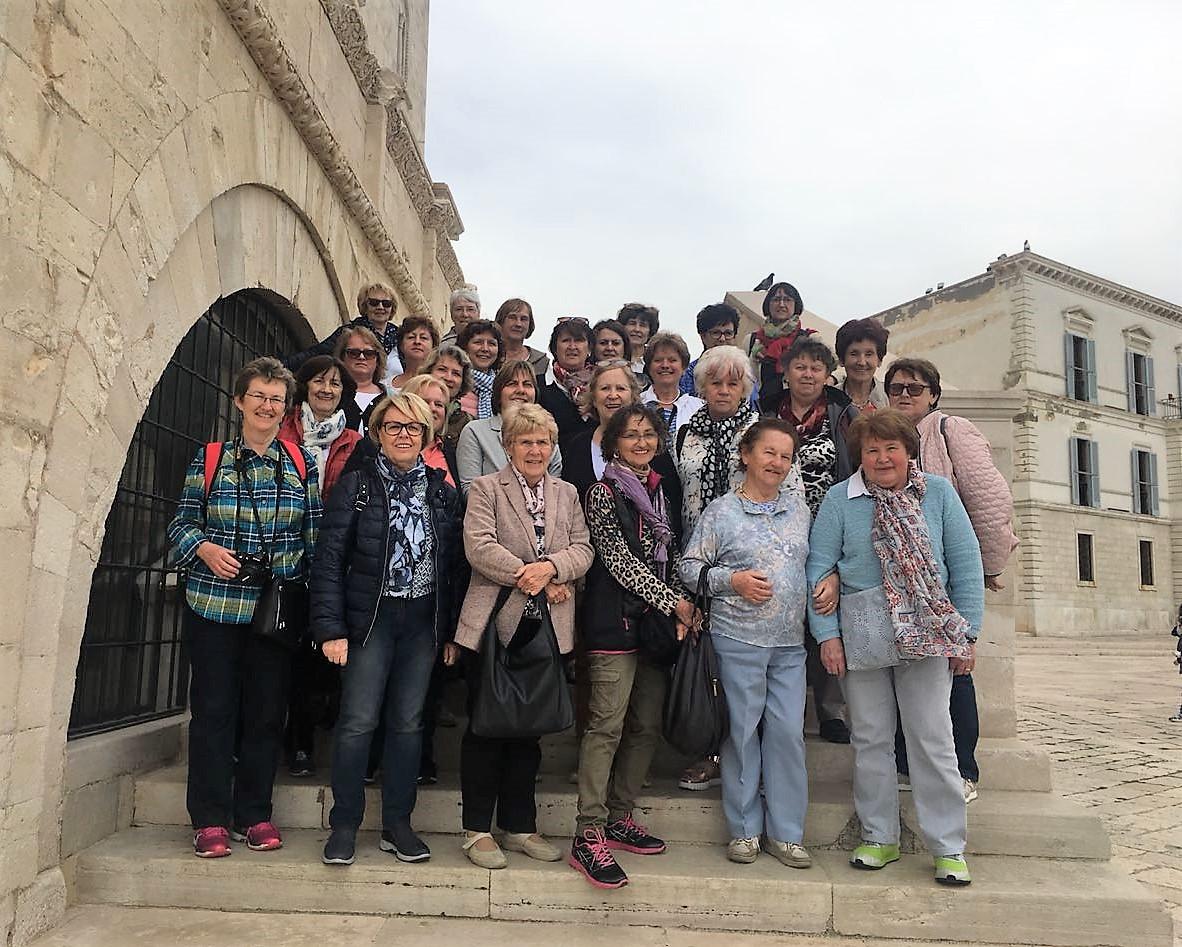 Kulturreise Apulien 2018